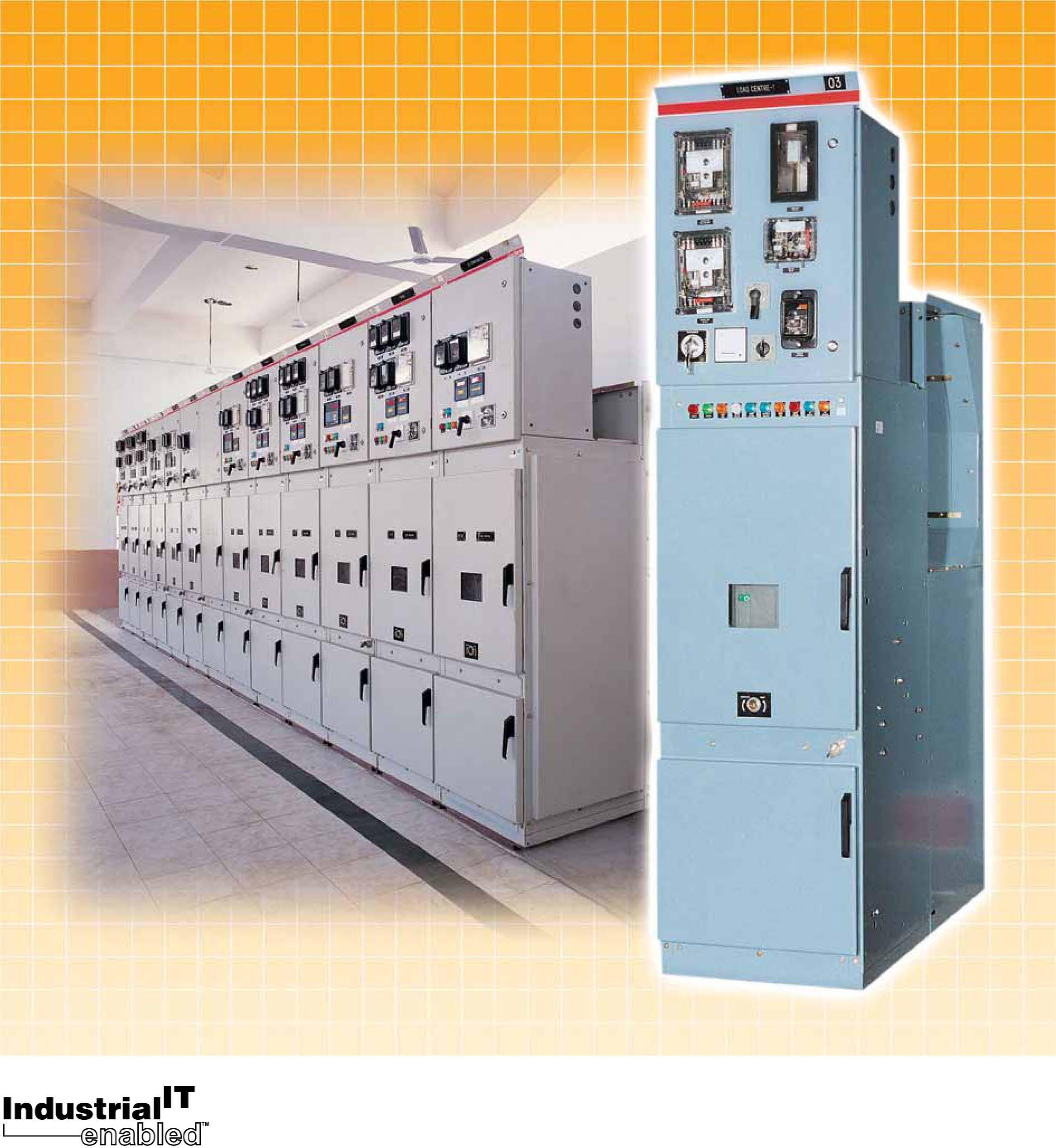 Ajit Electrical Under Current Relay Abb
